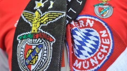 FC BAYERN  –  Benfica Lissabon