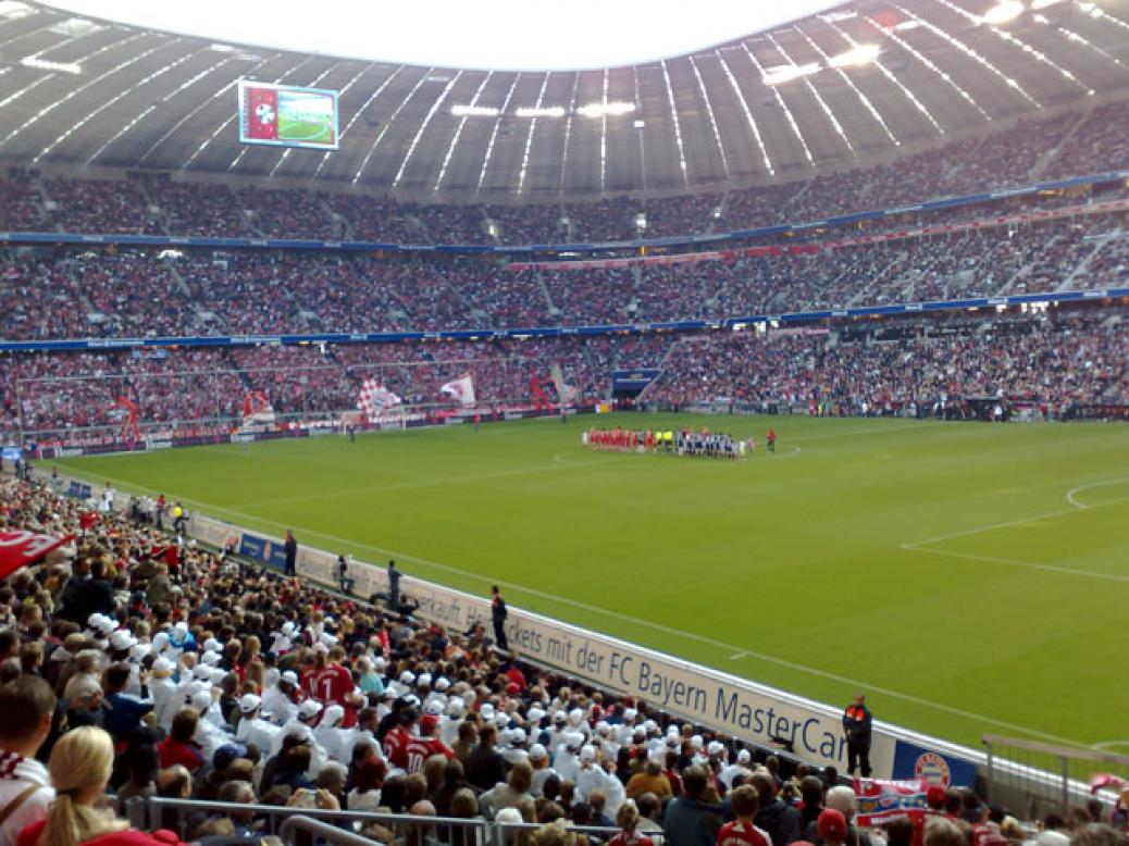 FCB – 1.FC Nürnberg