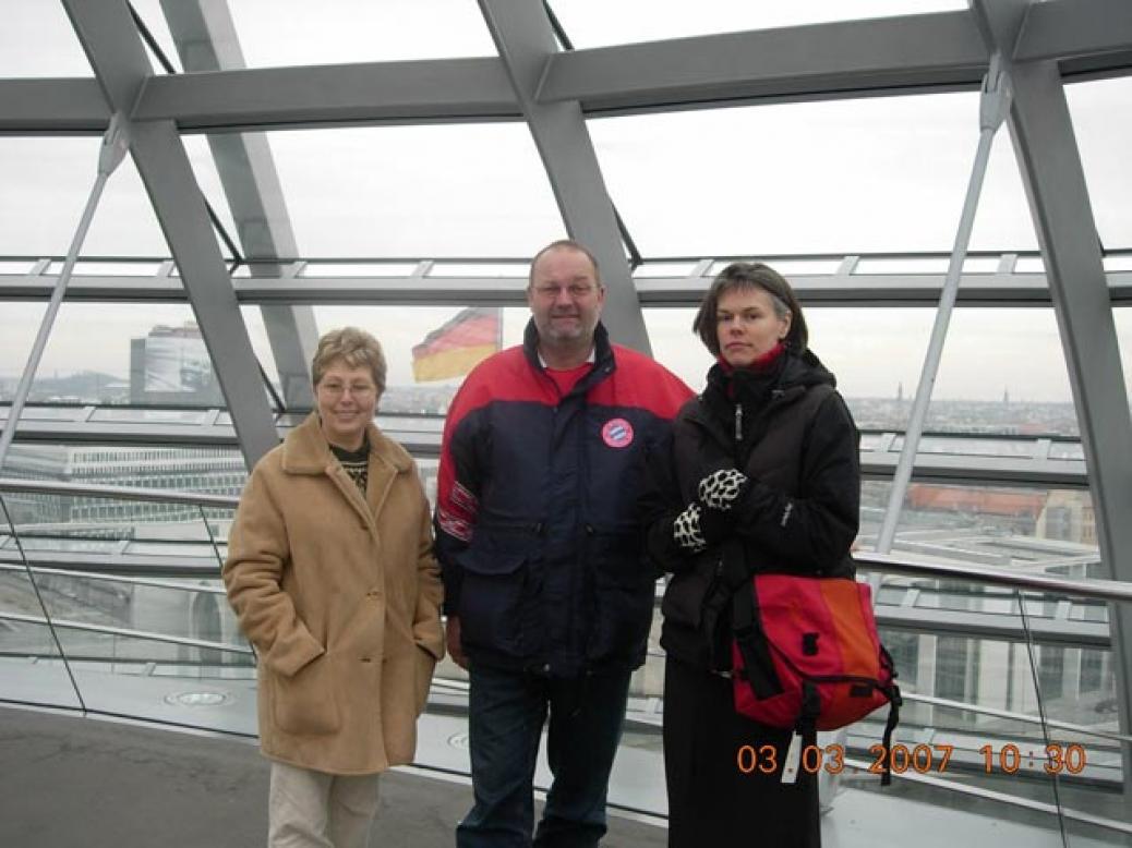 BERLIN, BERLIN, wir waren in Berlin……