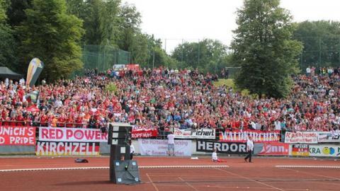 FC Bayern zu Gast in Passau
