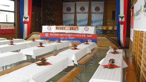 Fanclub Weihnachtsfeier in Natternbach