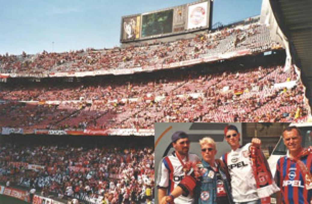 Champions-League Finale in Barcelona