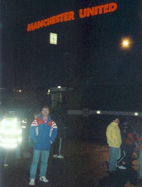 Hannes Strasser in Manchester