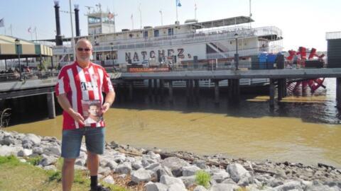 Vorstandsmitglied Gerald STUTZ auf Reisen