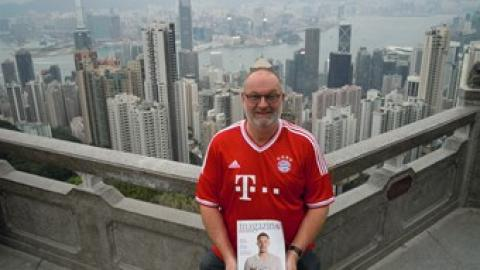 Bayern Magazin an ungewöhnlichen Orten