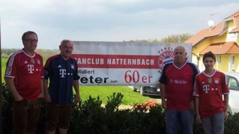 Peter Horner feierte 60. Geburtstag