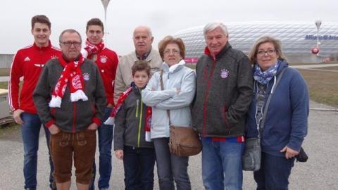 FC BAYERN  –  Eintracht Frankfurt
