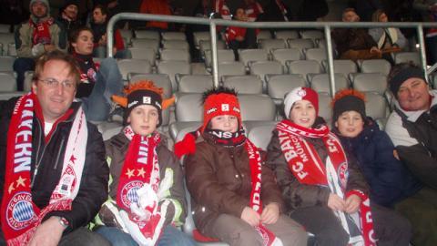 UEFA-Cup FCB-FC Aberdeen