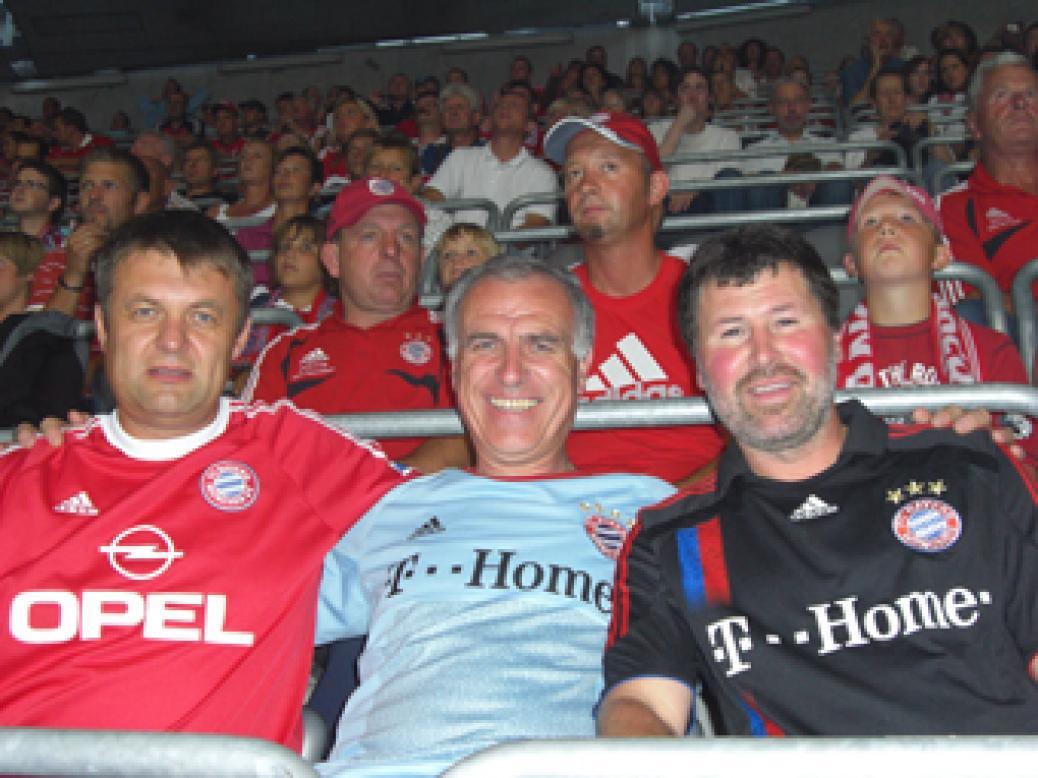 FCB – Deutsche Nationalmannschaft (Abschied Oli Kahn)