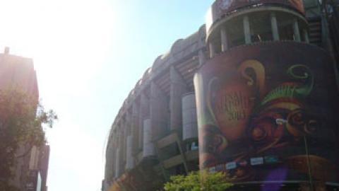 FCB – Inter Mailand  Endspiel Champions-League in Madrid