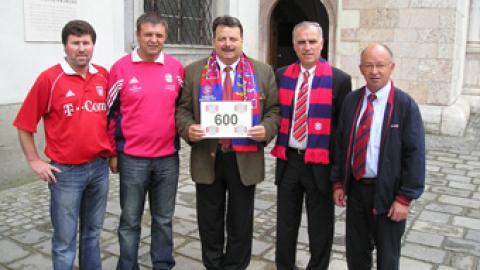 """Unser 600. Mitglied """"Brauereidirektor Rudi Breidt"""""""