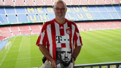 Vorstandsmitglied Gerald Stutz unterwegs auf der ganzen Welt