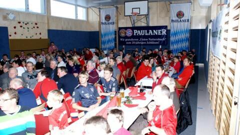 Fanclub Jahreshauptversammlung und Weihnachtsfeier