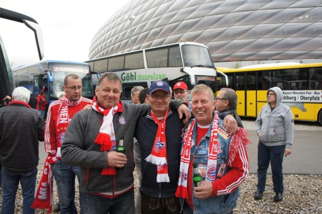 FC BAYERN – Atletico Madrid