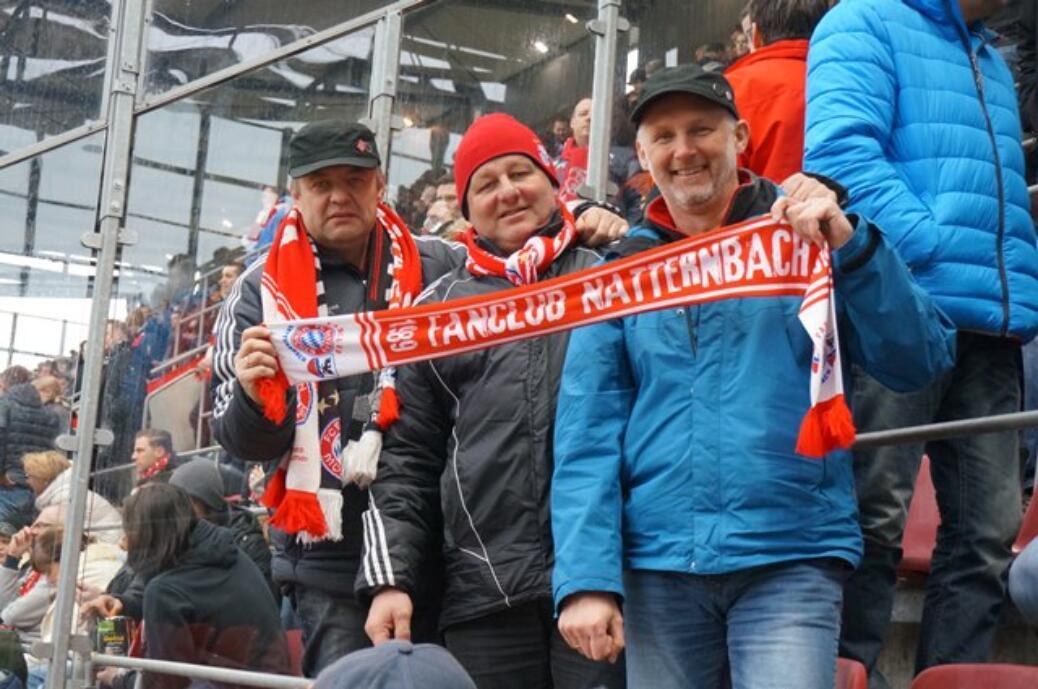 Auswärtsfahrt nach Köln