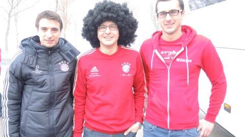 VfB STUTTGART  –  FC BAYERN