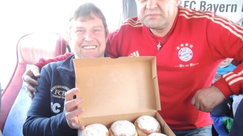 FC BAYERN – SCHALKE  04