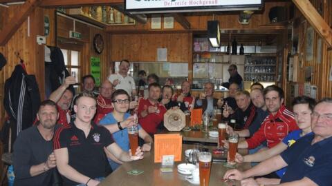 FC Bayern wird Deutscher Meister