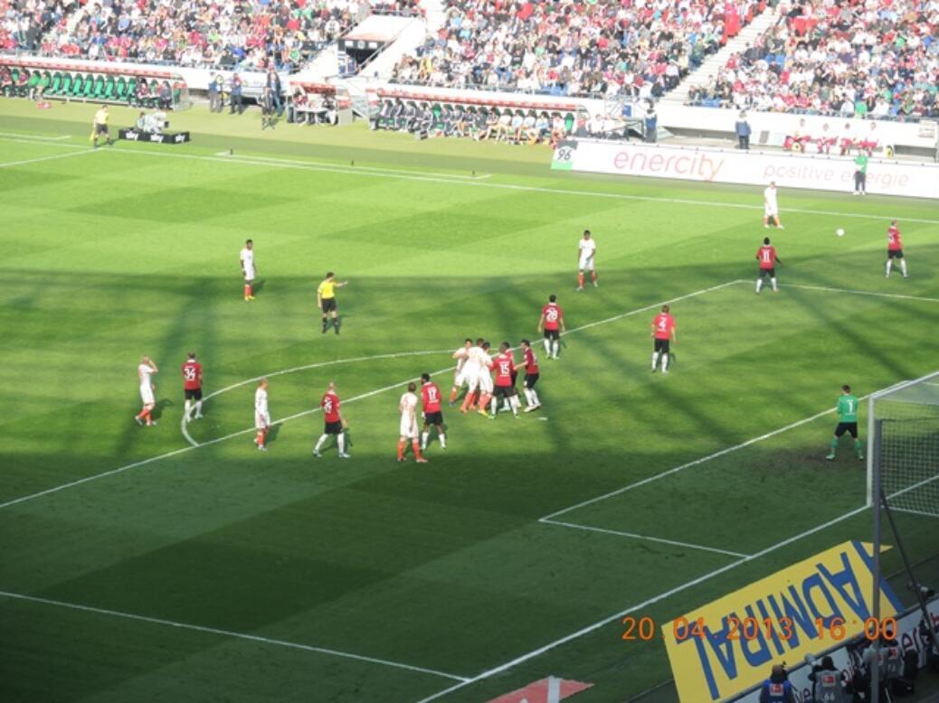 HANNOVER 96 – FC BAYERN