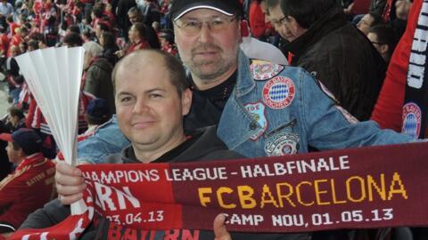 FC BAYERN – FC BARCELONA