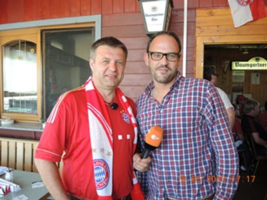 ZDF  Reportage über unseren Fanclub