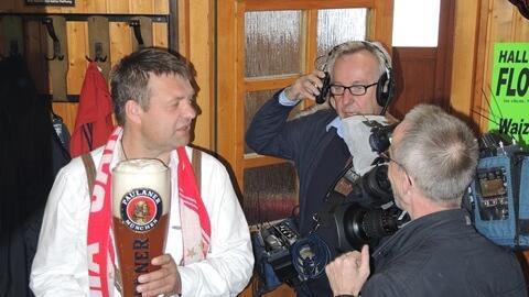 Frühschoppen mit  ZDF Team