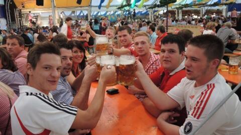 Karpfhamer Volksfest