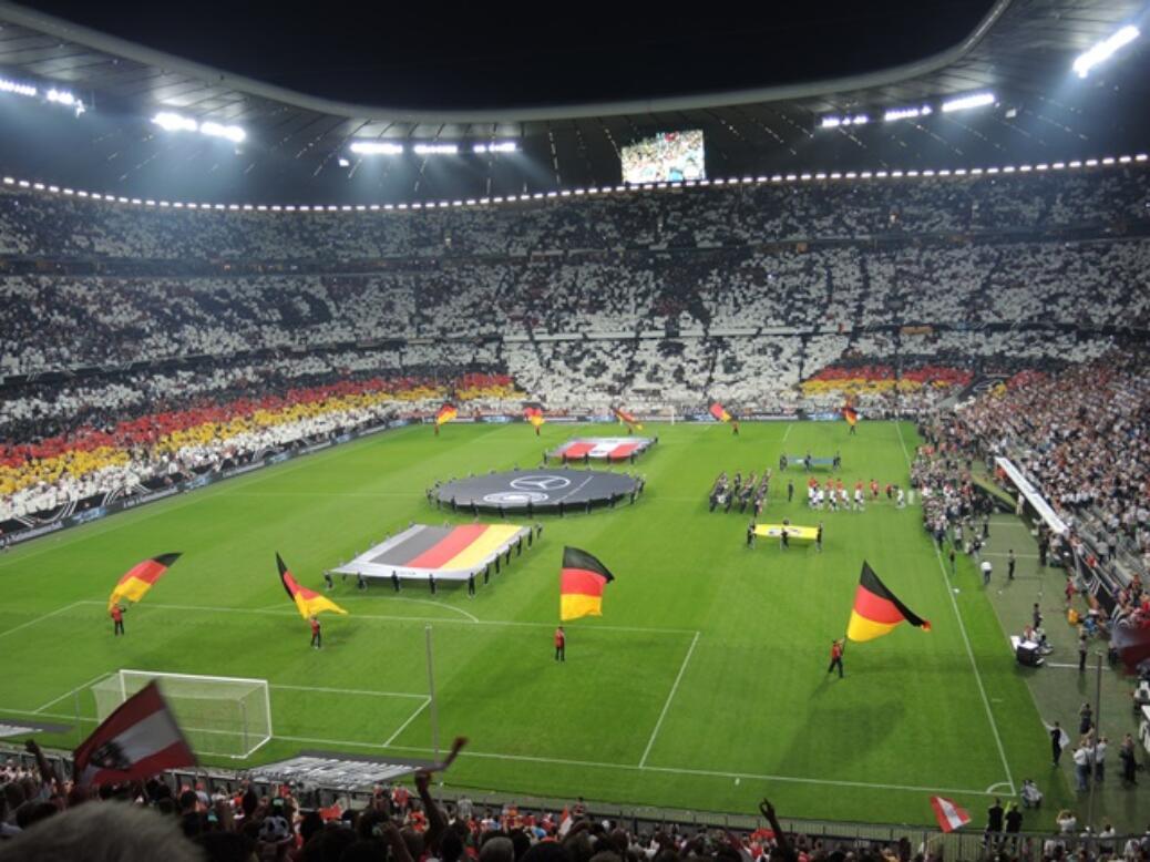 Deutschland – Österreich