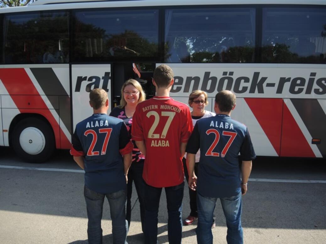 FC BAYERN – Vfl  Wolfsburg