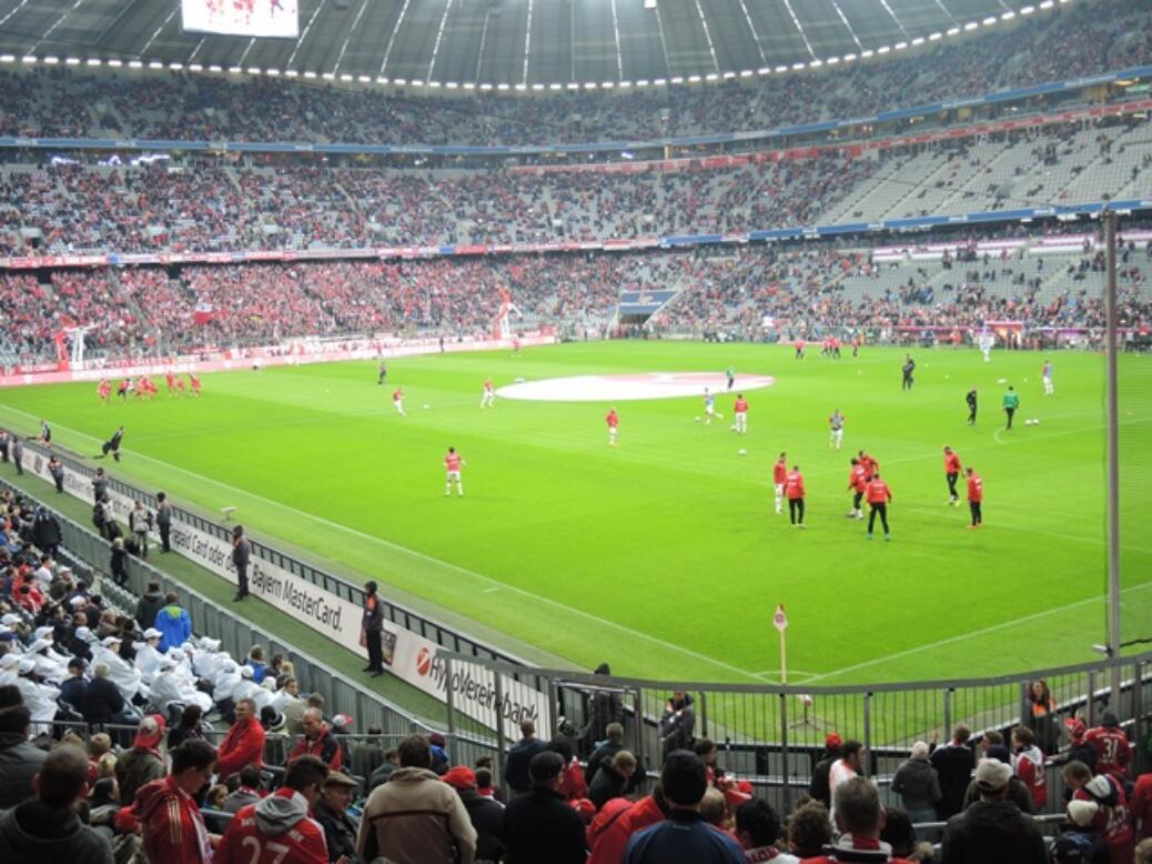 FC BAYERN – FC AUGSBURG