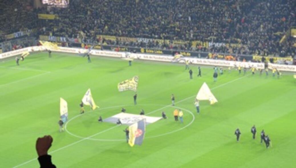 Auswärtsspiel in Dortmund