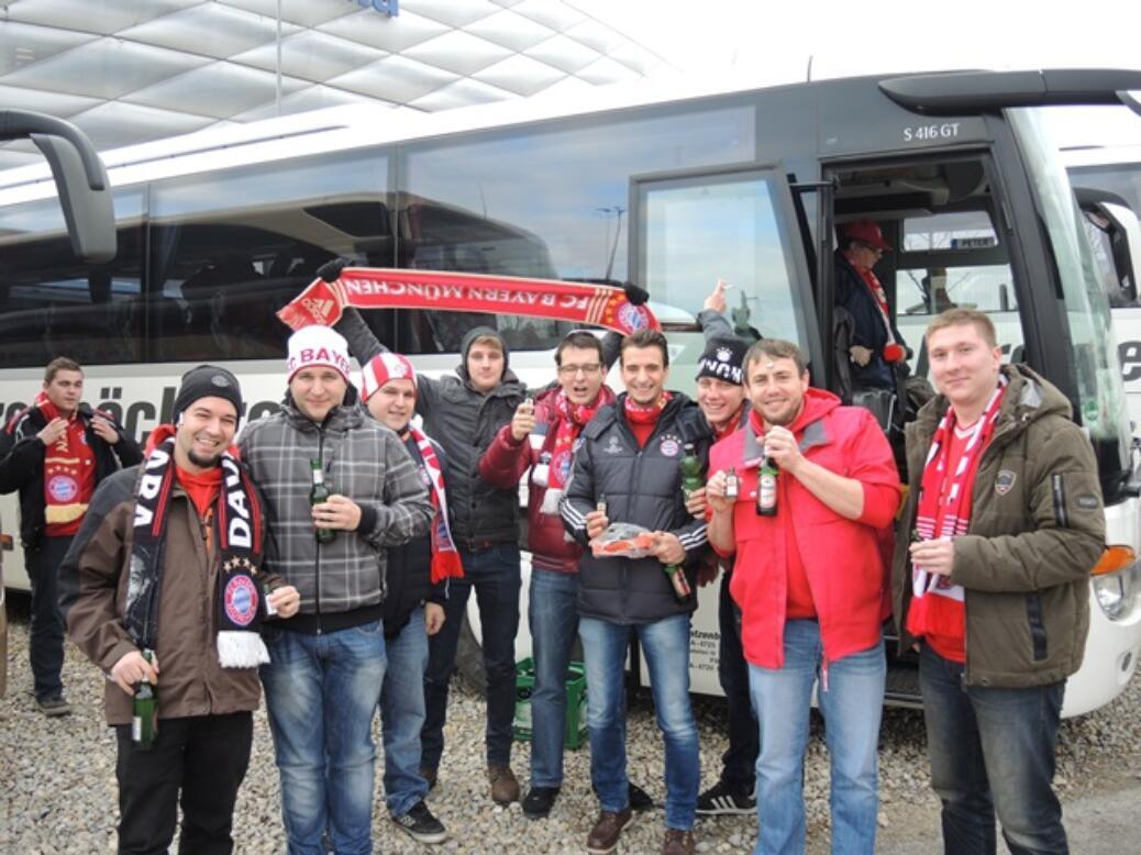 FC Bayern – Hamburger SV