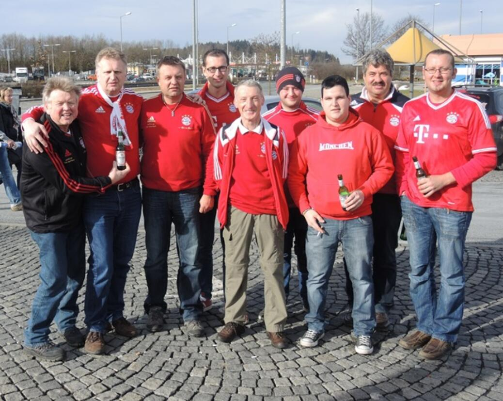 Auswärtsspiel in Nürnberg