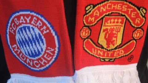 FC Bayern – Manchester United
