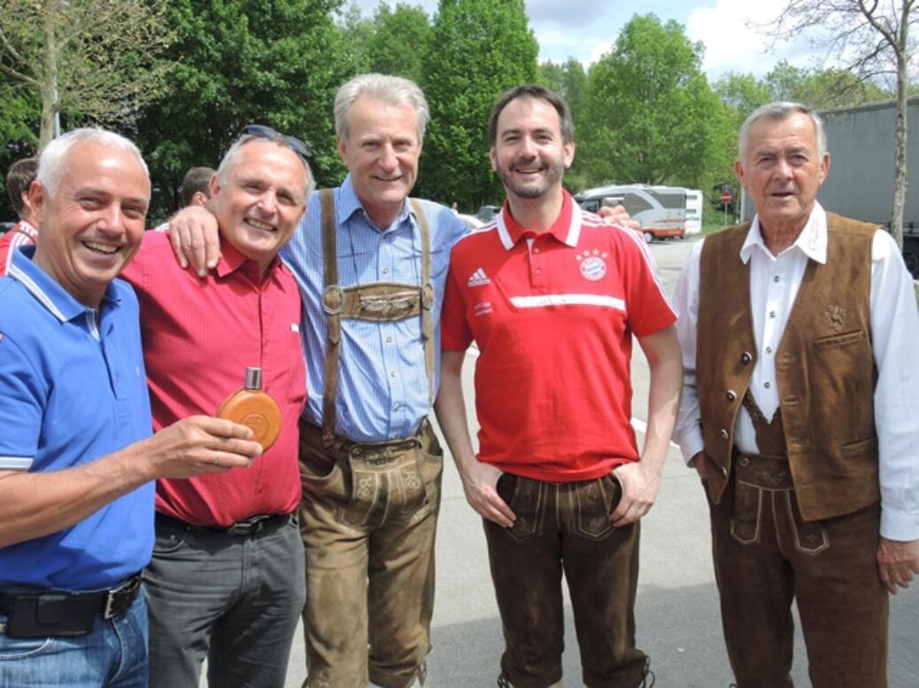 FC BAYERN – VfB STUTTGART