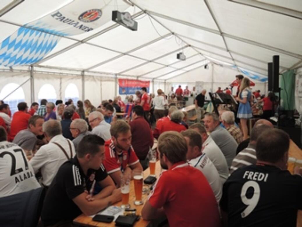 Fanclub-Sommerfest