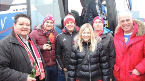 FC BAYERN –  HSV