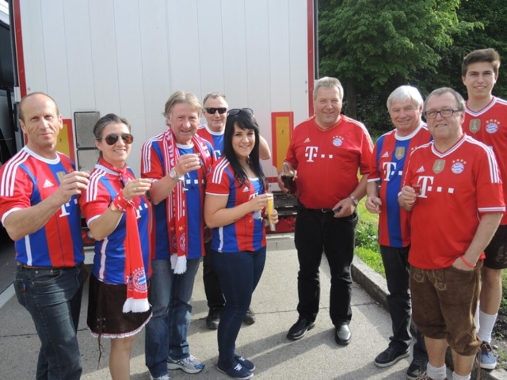 CL-Halbfinale FC Bayern – FC Barcelona
