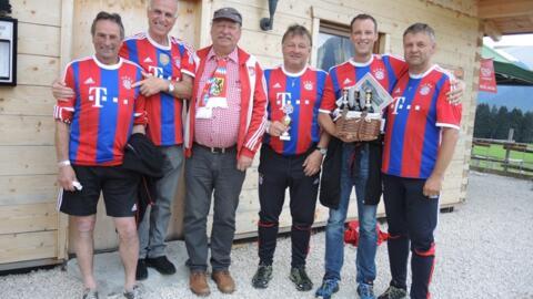 Fußballgolf in Bad Reichenhall