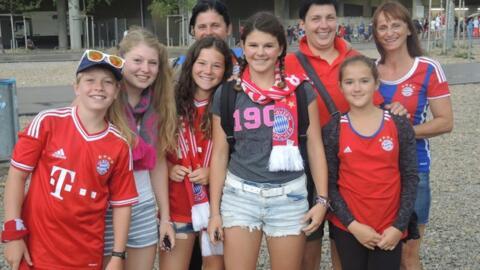 Saisonauftakt    FC Bayern – Hamburger SV
