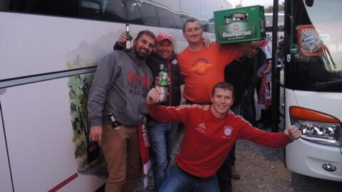 FC BAYERN  –  Dinamo Zagreb