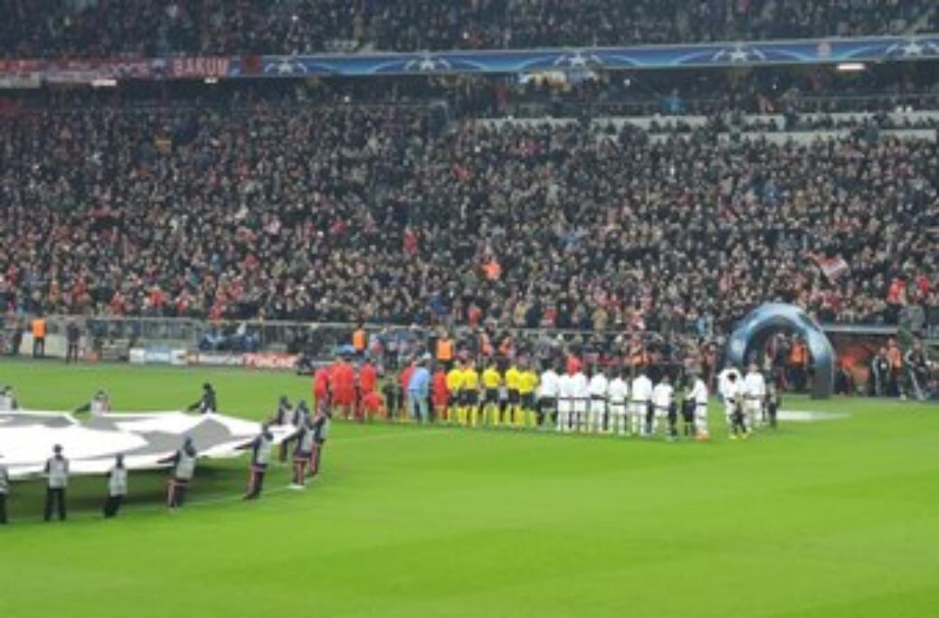 FC BAYERN  –  Juventus