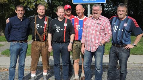 FC BAYERN  –  1.FC Köln