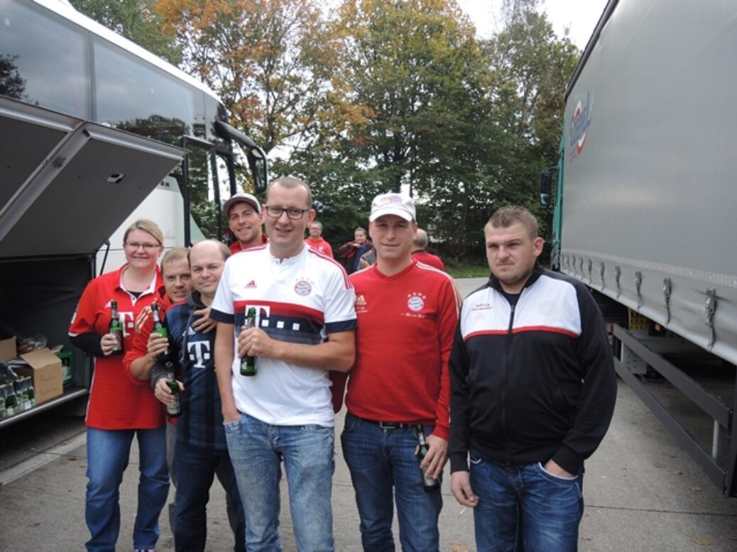 FC BAYERN  –  Bor. M`gladbach