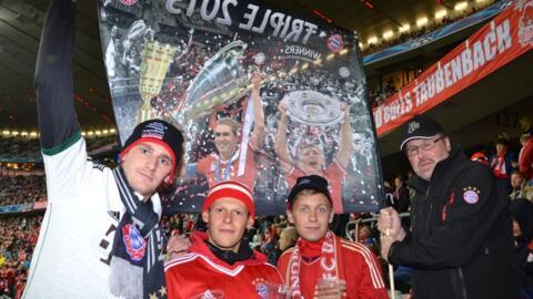 FC BAYERN – ZSKA MOSKAU
