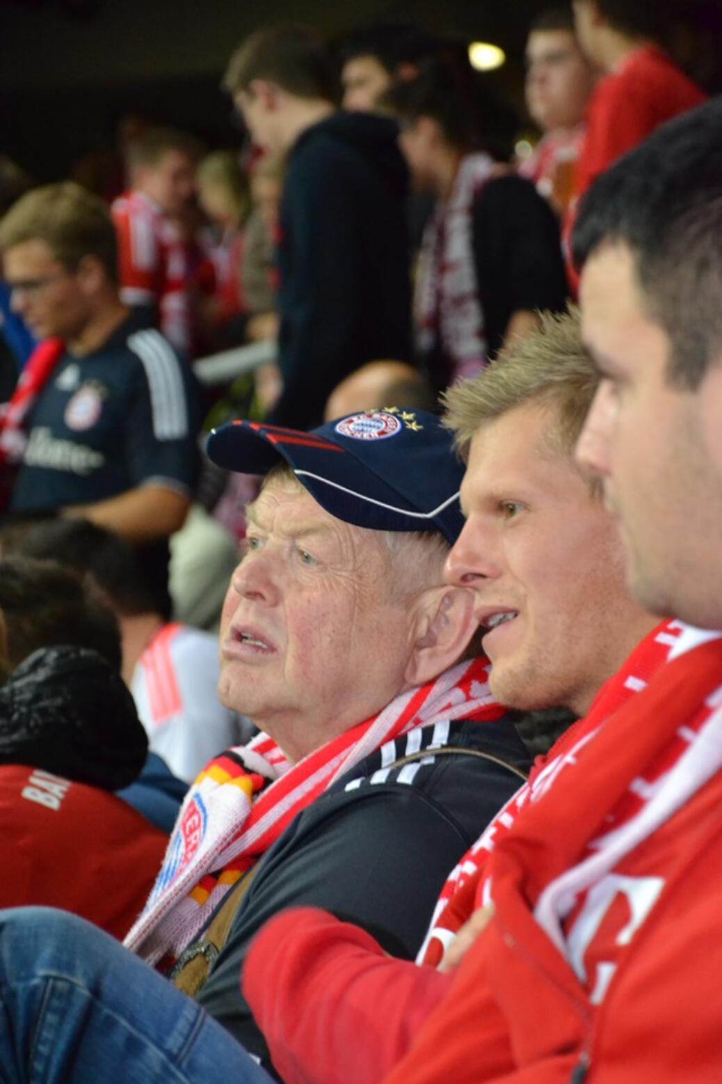 FC Bayern – Hannover 96