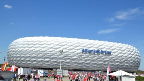 FC Bayern gegen den VfB Stuttgart