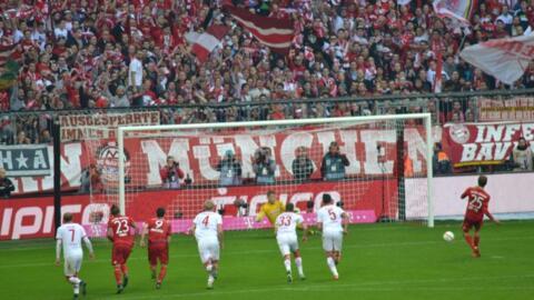 FC BAYERN – 1. FC Köln
