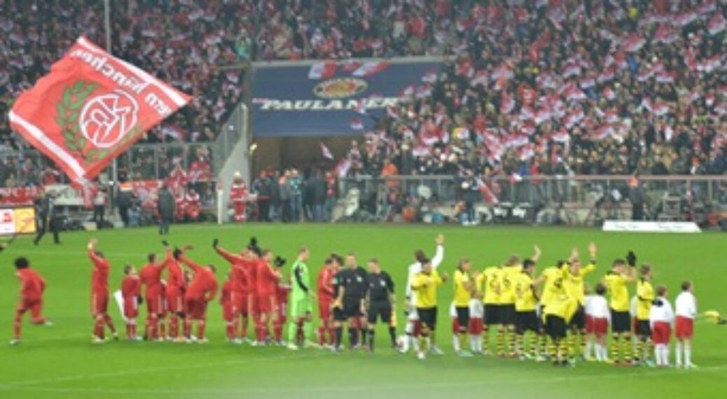 FC BAYERN – Borussia DORTMUND