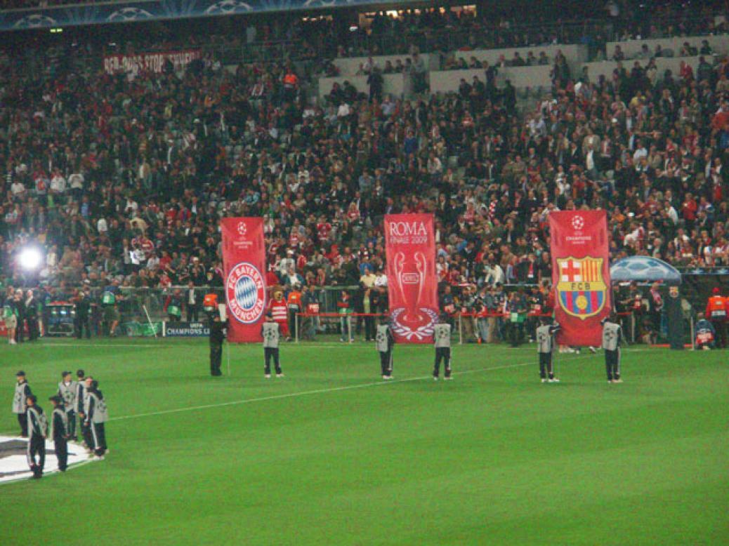 Champions-League FCB-Barcelona CF